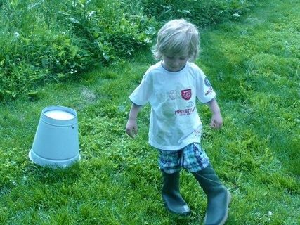 FOTKA - Dětský den na zahradě 10