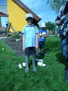 FOTKA - Dětský den na zahradě 12