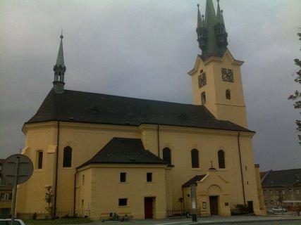 FOTKA - Kostel sv.Jakuba - Příbram