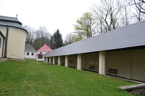 FOTKA - Poutní kostel Nejsvětější Trojice