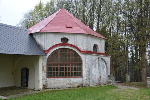 FOTKA - Poutní kostel Nejs. Trojice na Křemešníku