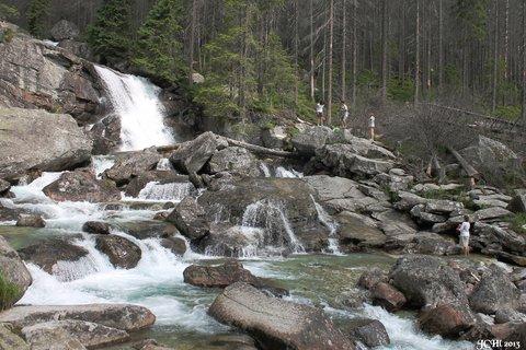 FOTKA - Vysoké Tatry -vysoký vodopád