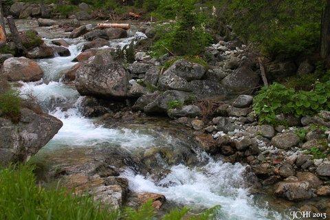 FOTKA - Vysoké Tatry - vodopády