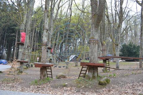 FOTKA - Lanový park na Křemešníku