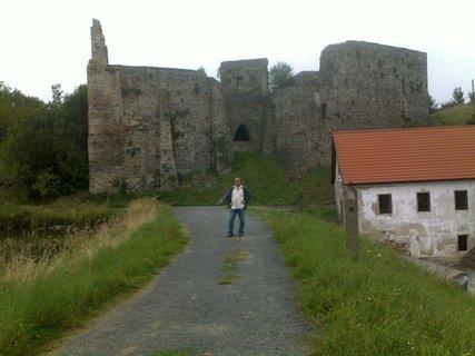 FOTKA - zřícenina hradu Borotín