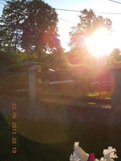 FOTKA - 23 - 24.6 - léto - 8 - západ sluníčka