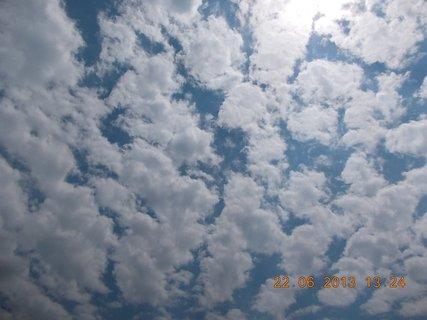 FOTKA - 22.června - 13 - zajímavé mraky