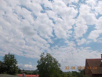 FOTKA - 22.června - 14 - zajímavé mraky