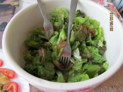 FOTKA - Mísa salátu