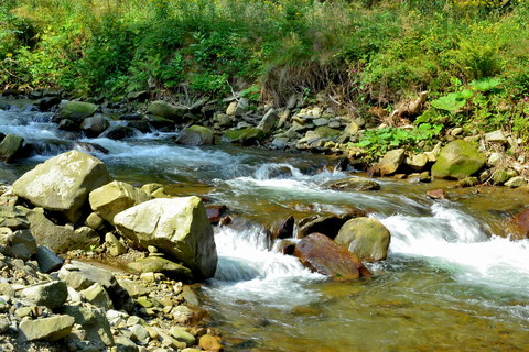 FOTKA - V náručí řeky