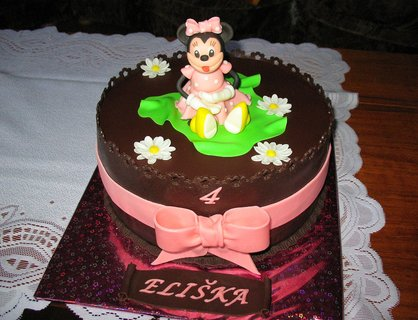 FOTKA - Minnie pro Elišku