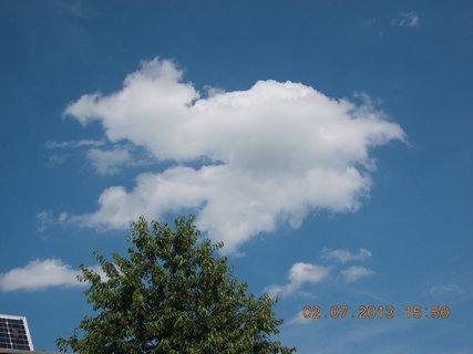 FOTKA - 2.července - 10 - letní nebe
