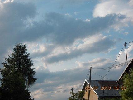 FOTKA - 2.července - 23 - letní nebe -