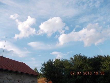 FOTKA - 2.července - 26 - letní nebe