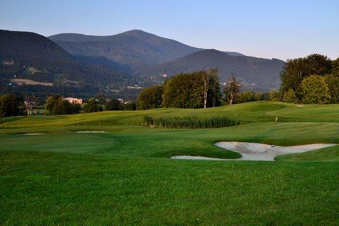 FOTKA - Golf pod Lysou Horou