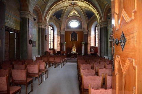 FOTKA - Kaple sv Jana Nepomuckého