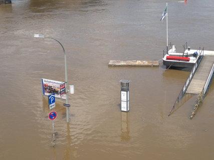 FOTKA - Silnice pod vodou