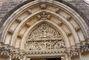 portál kostela sv.Petra a Pavla, Praha-Vyšehrad
