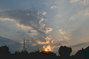 dnešní východ slunce