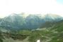 Tatry na slovensku, sluníčko se opírá