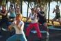 Dovolená s aerobicem