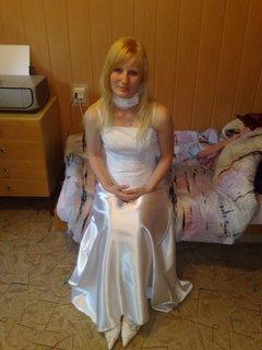 FOTKA - Tak v tomhle se budu vdávat:)
