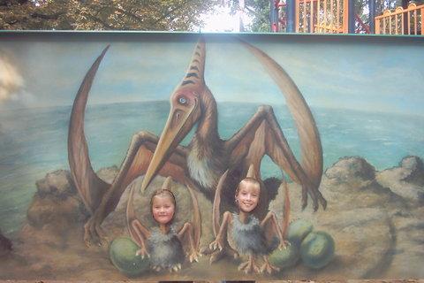FOTKA - Výlet do Plzně do Dinoparku