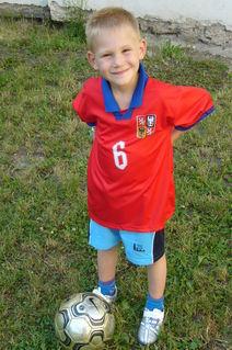 FOTKA - Fandím fotbalu