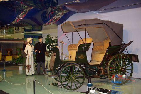 FOTKA - vkusná expozice Tatra muzeum, Kopřivnice