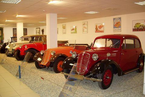FOTKA - Tatra muzeum, Kopřivnice - 1