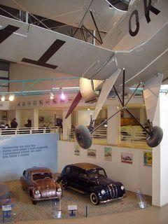 FOTKA - Tatra muzeum, Kopřivnice