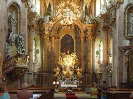 FOTKA - oltář