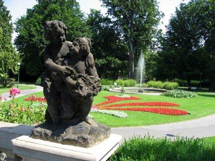 FOTKA - Léto v Královské zahradě 4