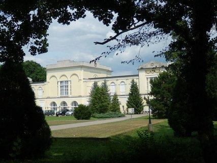 FOTKA - Hraniční zámeček u obce Hlohovec, Lednicko-valtický areál