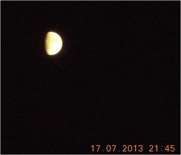 FOTKA - 17 +18.7. - 11 - měsíc večer