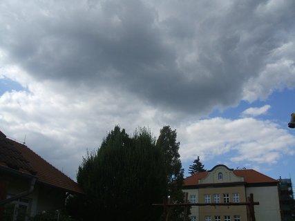 FOTKA - Dnešní mraky