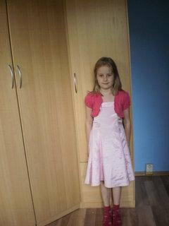 FOTKA - Natálčiny nové šaty