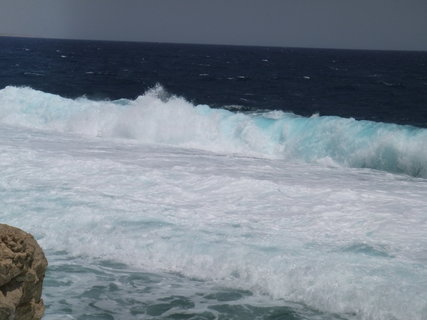 FOTKA - vlny na reefu