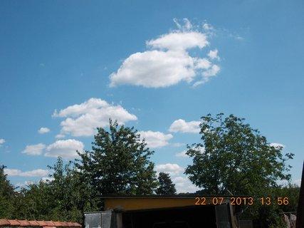 FOTKA - 22 - 23.7. - 1 - letní nebe
