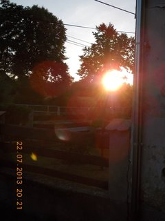 FOTKA - 22 - 23.7. - 23 - západ sluníčka