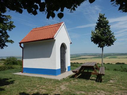 FOTKA - cyklotoulání jižní Moravou - Zaječí - kaple sv. Floriána
