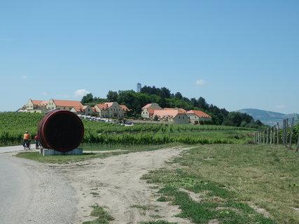 FOTKA - cyklotoulání - Vinařství u kapličky a rozhledna Dalibor