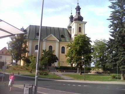 FOTKA - kostel v kynsperku