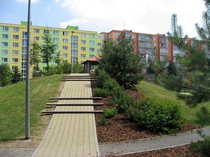 FOTKA - Dnes - liduprázdné sídliště i hřiště 23