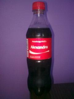 FOTKA - Sandra 511 / coca - cola Alexandra