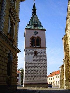 FOTKA - Kouřimská zvonice