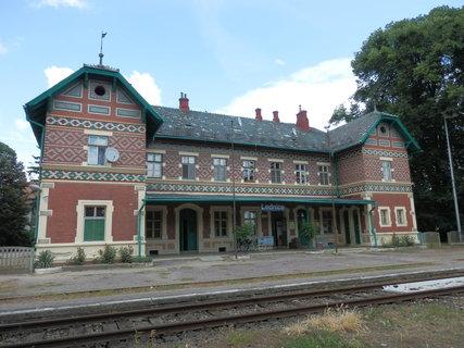 FOTKA - nádraží v Lednici