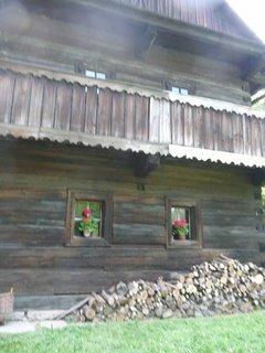 FOTKA - Valašská dědina