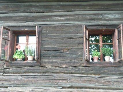 FOTKA - Okna roubenky