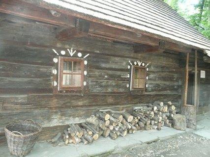 FOTKA - Roubenka ve Valašské dědině 1
